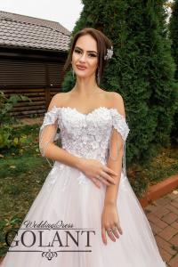 Фото Свадебные платья Пышное свадебное платье Августа