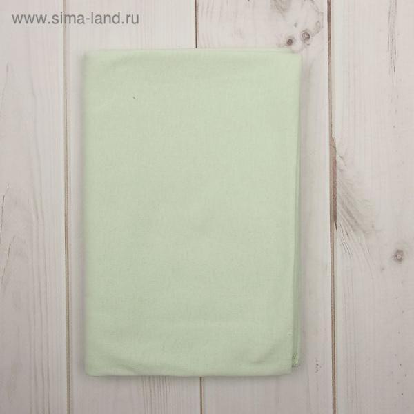 Пелёнка, размер 90*120 см, цвет салатовый M000001K
