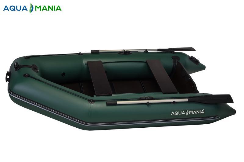 Двухместная плоскодонная моторная лодка AQUA MANIA AM-290