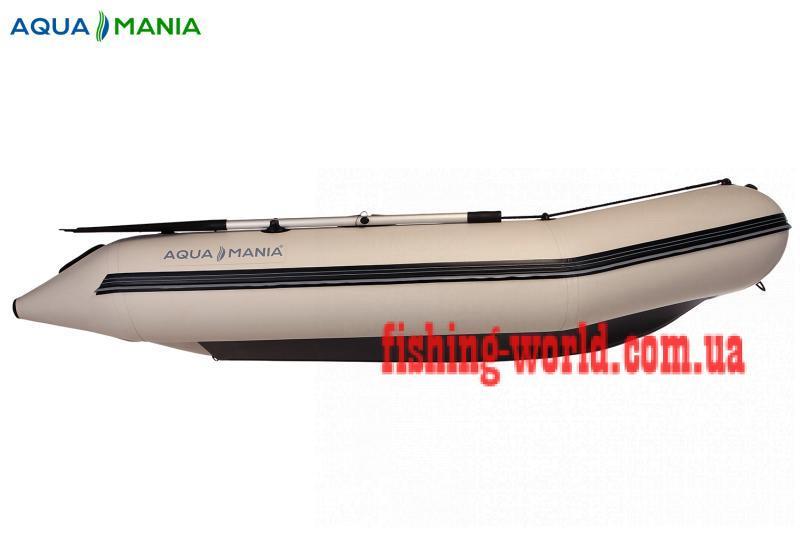 Фото Лодки ПВХ Aqua mania Килевая надувная ПВХ лодка Aqua Mania AMK-270