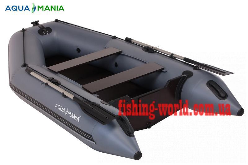 Фото Лодки ПВХ Aqua mania Килевая надувная ПВХ лодка Aqua Mania AMK-290