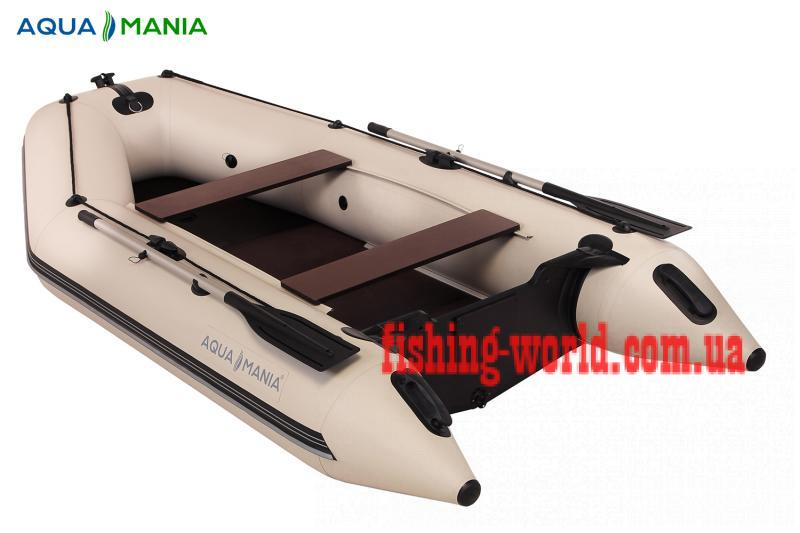 Фото Лодки ПВХ Aqua mania Килевая надувная ПВХ лодка Aqua Mania AMK-310