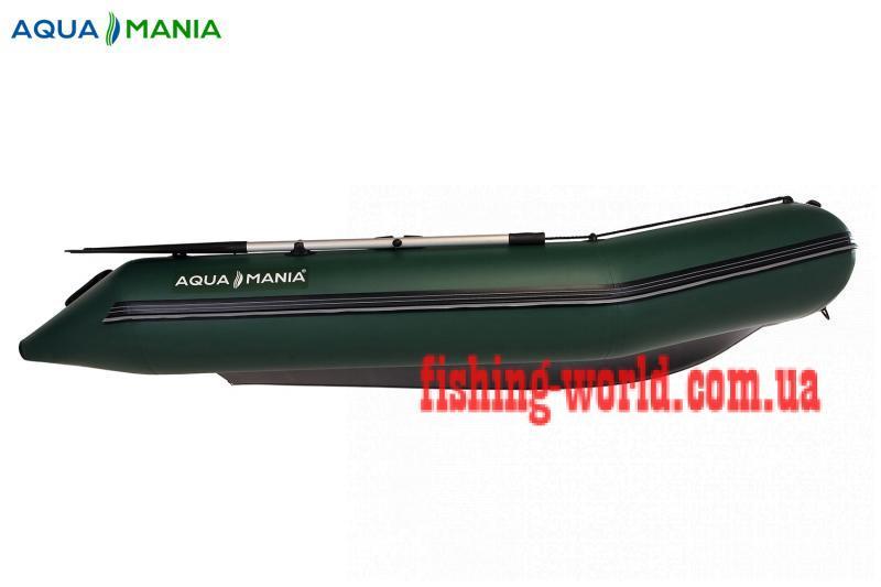 Фото Лодки ПВХ Aqua mania Килевая надувная ПВХ лодка Aqua Mania AMK-330