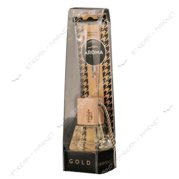 Ароматизатор AROMA Prestige Wood GOLD 7 мл