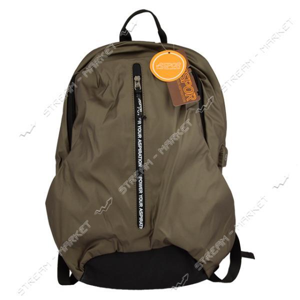 Рюкзак ASPOR Classic waterproof цвет графит