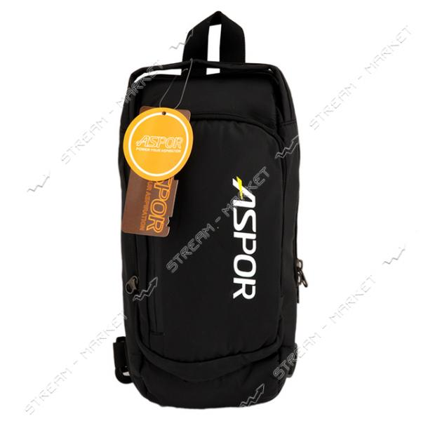 Сумка ASPOR Backpack Mini черная