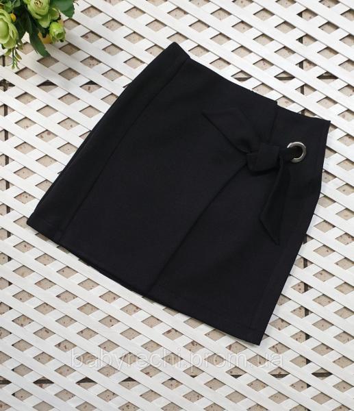 Детская школьная юбка для девочки (132-158 см ) 158