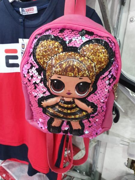 Супер модный рюкзак LOL- светится