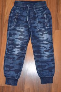Фото Джинсы, лосины, штаны Модные джоггеры мальчику  4-12 лет