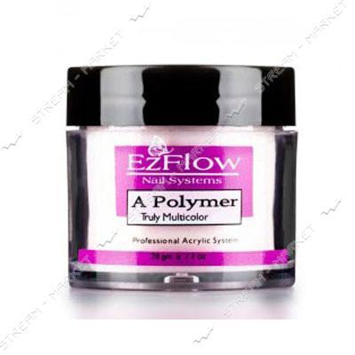 Акриловая пудра Ezflow Прозрачная 120 гр
