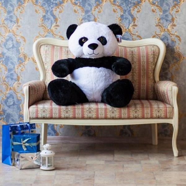 Плюшевый медведь Панда 90 см.