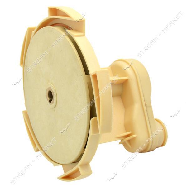 Диффузор с трубкой Вентури и крыльчаткой для насосов JY нержавейка широкая посадка белый