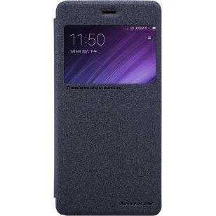 Nillkin Sparkle case Xiaomi Redmi 4 Black (Код товара:3187)