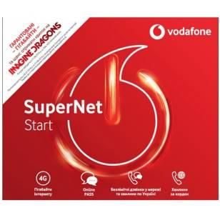 Стартовый пакет Vodafone SuperNet Start (Код товара:9492)