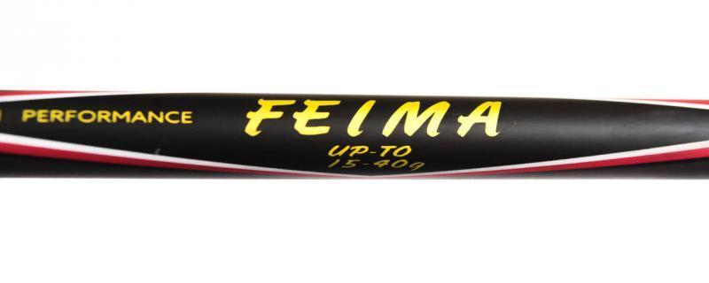 Фото Удочки и Спиннинги, Удочки, Удилища с кольцами Удочка телескопическая 5м с/к FEIMA CORBON