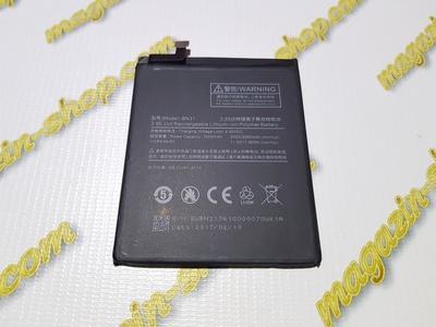 Оригинальный аккумулятор для Xiaomi Mi 5x / Mi A1 / Redmi Note 5A Prime (BN31)