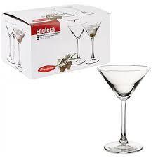ENOTECA Бокал для мартини, 215 мл (h=168мм,d=114х75мм) 440061
