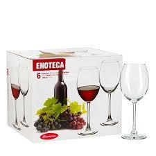ENOTECA Бокал для красного вина, 440 мл (h=220мм,d=65х78мм) 44728