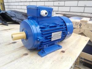 Фото Электродвигатели трёхфазные 3000 об/мин Электродвигатель асинхронный трехфазный АИР56B2 / АИР 56 B2 0,25 кВт 3000 об/мин