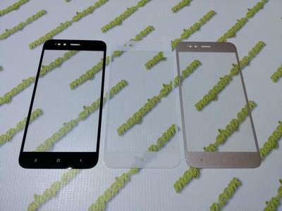 Оригинальное защитное стекло для Xiaomi Mi 5x, Mi A1 (полноразмерное)