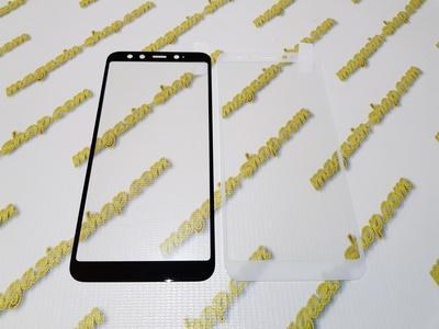 Оригинальное защитное стекло для Xiaomi Mi 6X / Mi A2 (полноразмерное)