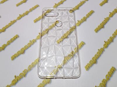 Силиконовый чехол Diamond для Xiaomi Mi 8 Lite