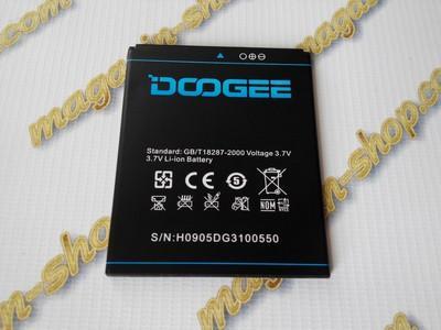 Оригинальный аккумулятор для Doogee Voyager 2 DG310