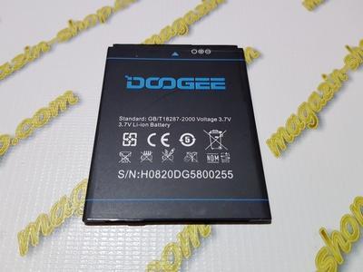 Аккумулятор для Doogee Kissme DG580