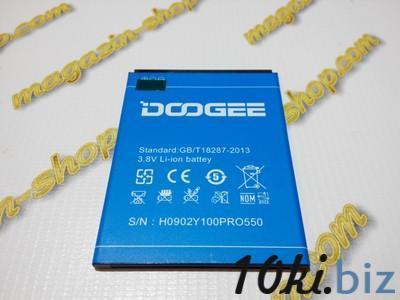 Оригинальный аккумулятор для Doogee Valencia 2 Y100, Y100 PRO Аккумуляторы для телефонов, mp3 плееров в Казахстане