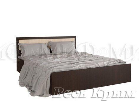 """МИФ - Спальня """"Фиеста""""  Кровать 160 Кровати для спален в Крыму"""