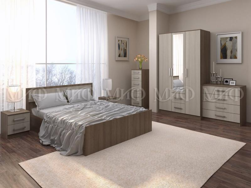 Фото Спальни модульные МИФ - Спальня