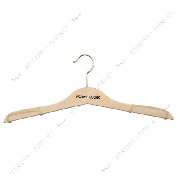 Вешалка для одежды Women secret 40 см деревянная Украина