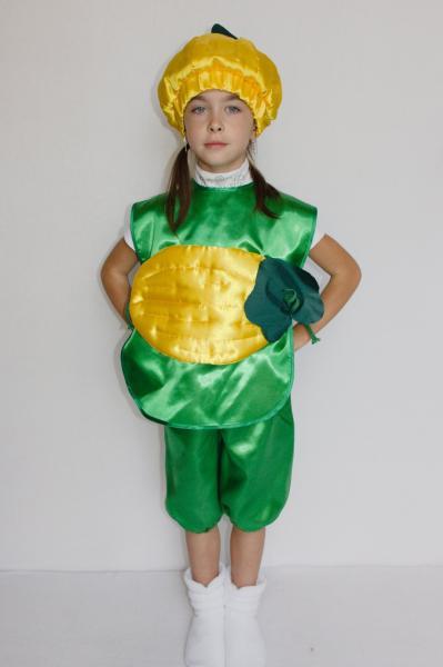Карнавальный костюм Дыня №1