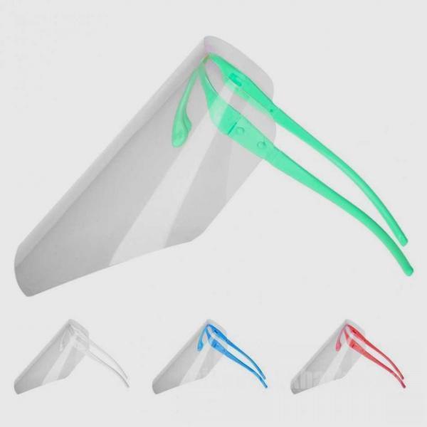Фото Для стоматологических клиник, Аксессуары Комплект очки+ 10 незапотевающих щитков