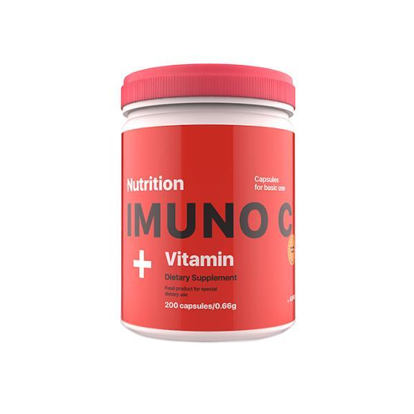 Витамины AB PRO Imuno C Vitamin 200 капсул