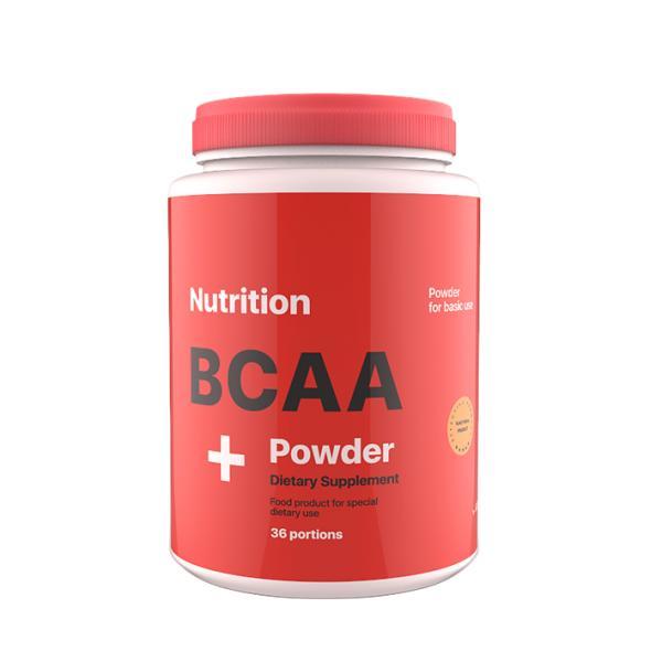 Аминокислота AB PRO BCAA Powder 210 г Клубника (015)
