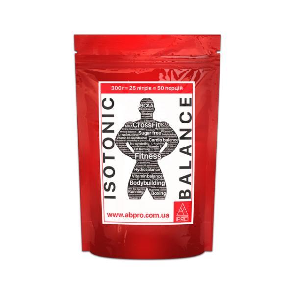 Изотоник AB PRO ISOTONIC BALANCE 300 г  Лимон (029)