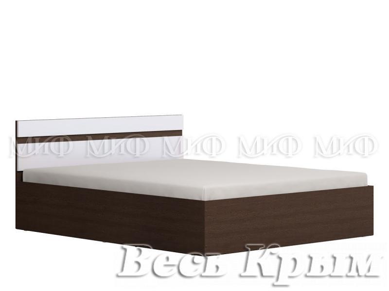 """МИФ - Мод. система """"НЕНСИ"""" Кровать 160 Кровати для спален в Крыму"""