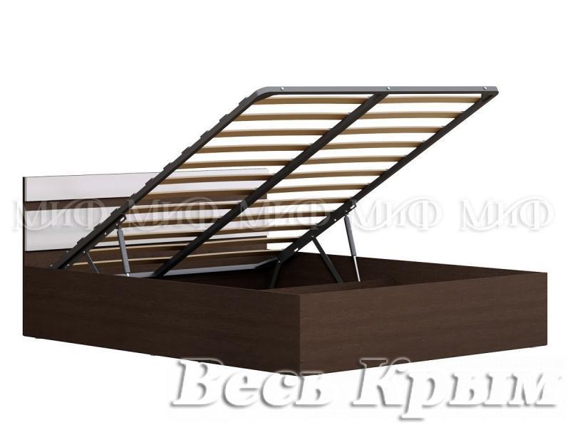 """МИФ - Мод. система """"НЕНСИ"""" Кровать с подъемным механизмом 160 Кровати для спален в Крыму"""