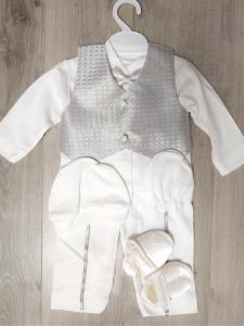 Фото Костюмы, комбинезоны, человечки (0-2года) Подарочный набор Premium для мальчика 56/62 см