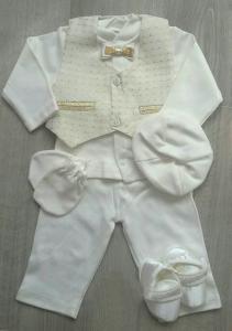Фото Костюмы, комбинезоны, человечки (0-2года) Подарочный набор для мальчика 56/62 см