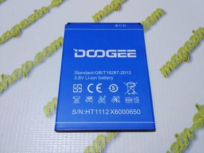 Оригинальный аккумулятор для Doogee X6 / X6 Pro / X6s