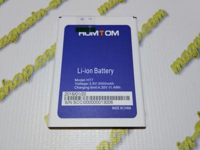 Оригинальный аккумулятор для Homtom HT7, HT7 Pro, Ergo A550 Maxx