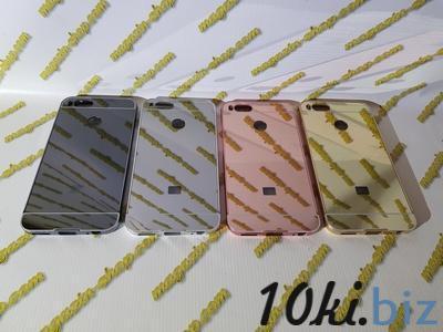 Алюминиевый чехол бампер для Xiaomi Mi 5x, Mi A1 (зеркальный) Чехлы для телефонов, mp3 плееров в Казахстане