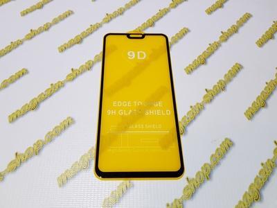 Защитное 9D стекло для Huawei Honor 8X