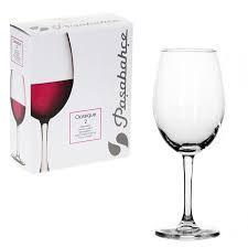 CLASSIQUE Бокал для вина, 445 мл (h=219мм,d=65,5х75мм) 440152