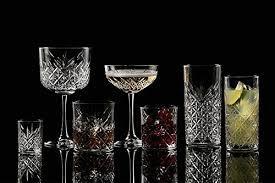 Фото Стеклянная посуда, Бокалы на ножке TIMELESS Бокал для коктейля, 500 мл (h=198мм,d=102*100*85мм) 440237