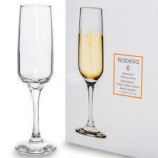 ISABELLA Бокал для шампанского, 200 мл (h=222мм,d=47х70мм) 440270