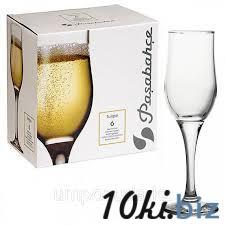 TULIPE Бокал для шампанского, 200 мл (h=205мм,d=52х68мм) 44160 купить в Херсоне - Бокалы и фужеры