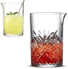TIMELESS Микс-стакан д/коктейлей, 725 мл (h=150мм,d=106,5*91мм) 52849